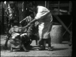 c1929 「かごめかごめ」 9.5mm 個人撮影動画