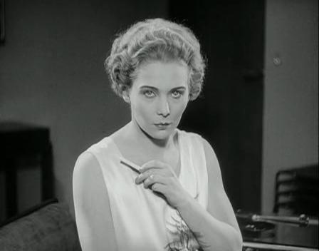 Gerda Maurus in Frau im Mond