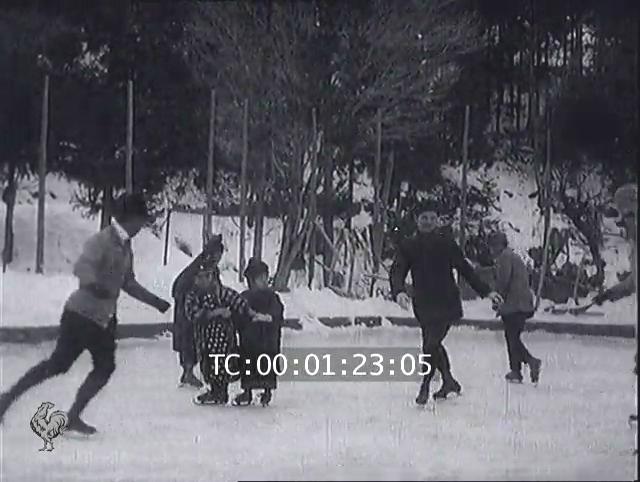 Le Japon sous la neige [1929 version]