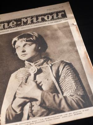 Ciné-miroir No 240 (8 novembre 1929) couverture