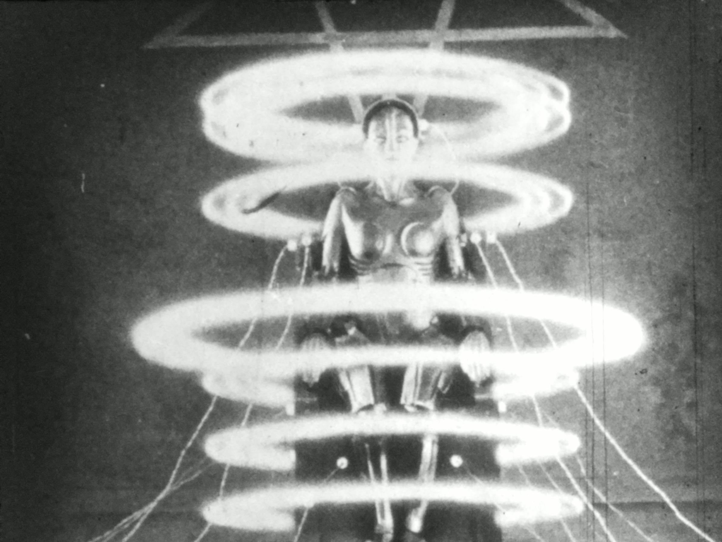 1927- Metropolis (Fritz Lang)1930s UK Pathescope 9.5mm version
