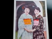 東榮子と英百合子