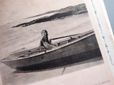 『活動花形改題 活動之世界』1921年7月号 ミルドレッド・ハリス