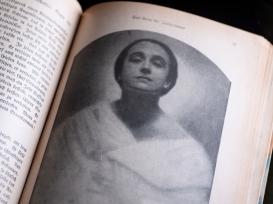 1916年『ザッペルンデ・ラインヴァント(活動寫眞)』マリア・カルミ