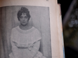 1916年『ザッペルンデ・ラインヴァント(活動寫眞)』ヘラ・モヤ