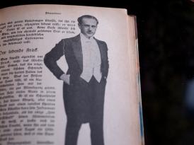1916年『ザッペルンデ・ラインヴァント(活動寫眞)』