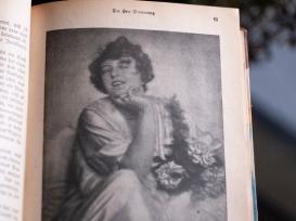 1916年『ザッペルンデ・ラインヴァント(活動寫眞)』ミーア・マイ