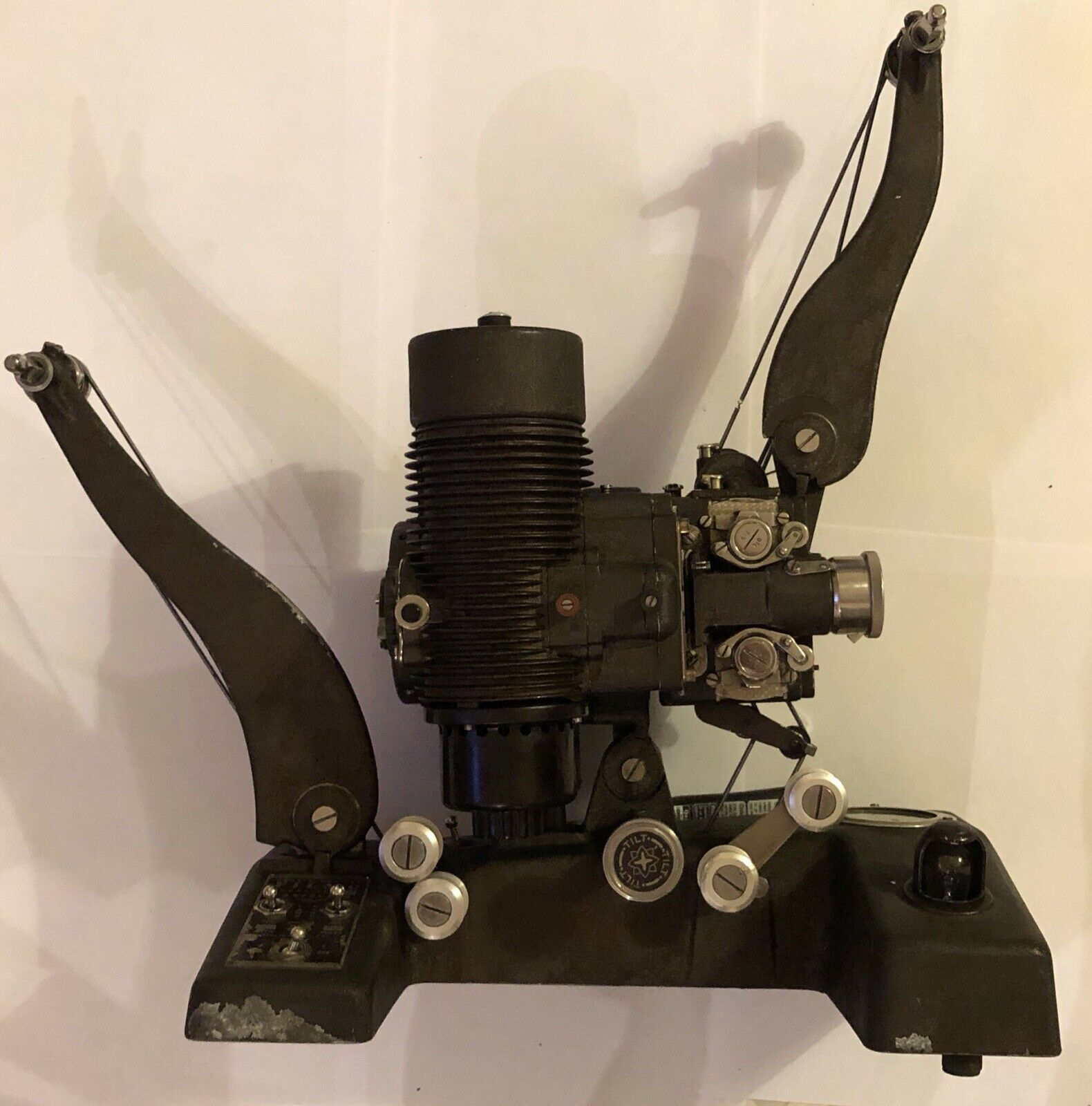 B&H Filmo 129D silent projector (late 1930s)