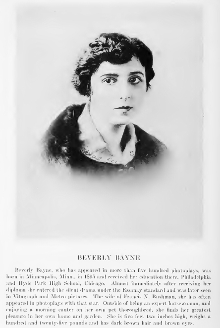 Beverly Bayne (Who's Who on the Screen, 1920)