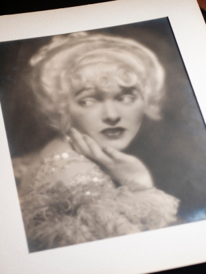 Corinne Griffith c1920 Inscribed Photo 01
