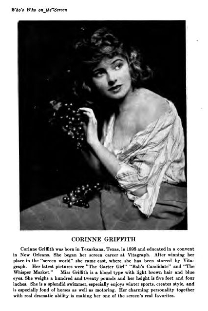Corinne-Griffith