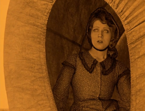 Jane Novak in Wagon Track (1919)