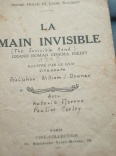 1919-20 The Invisible Hand (Vitagraph) French Novelisation