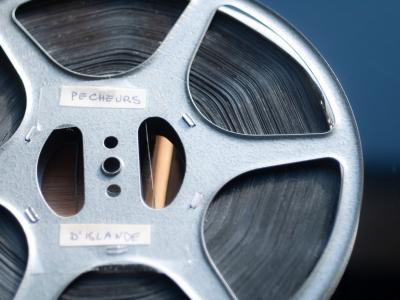Pêcheur d'Islande (1924,  Jacques de Baroncelli) 9.5mm French Pathéé