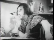 英一蝶役の沢村国太郎