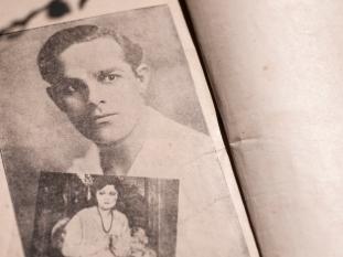 大活劇文庫『曲馬団の秘密』アントニオ・モレノ