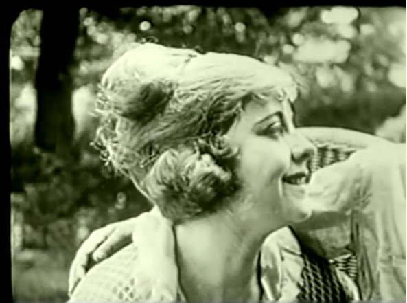 Myrtle Stedman in The Whistle (1921)