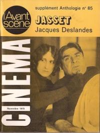1975 Jasset (Jacques Deslande L'Avant Scène supplément Anthologie 85)