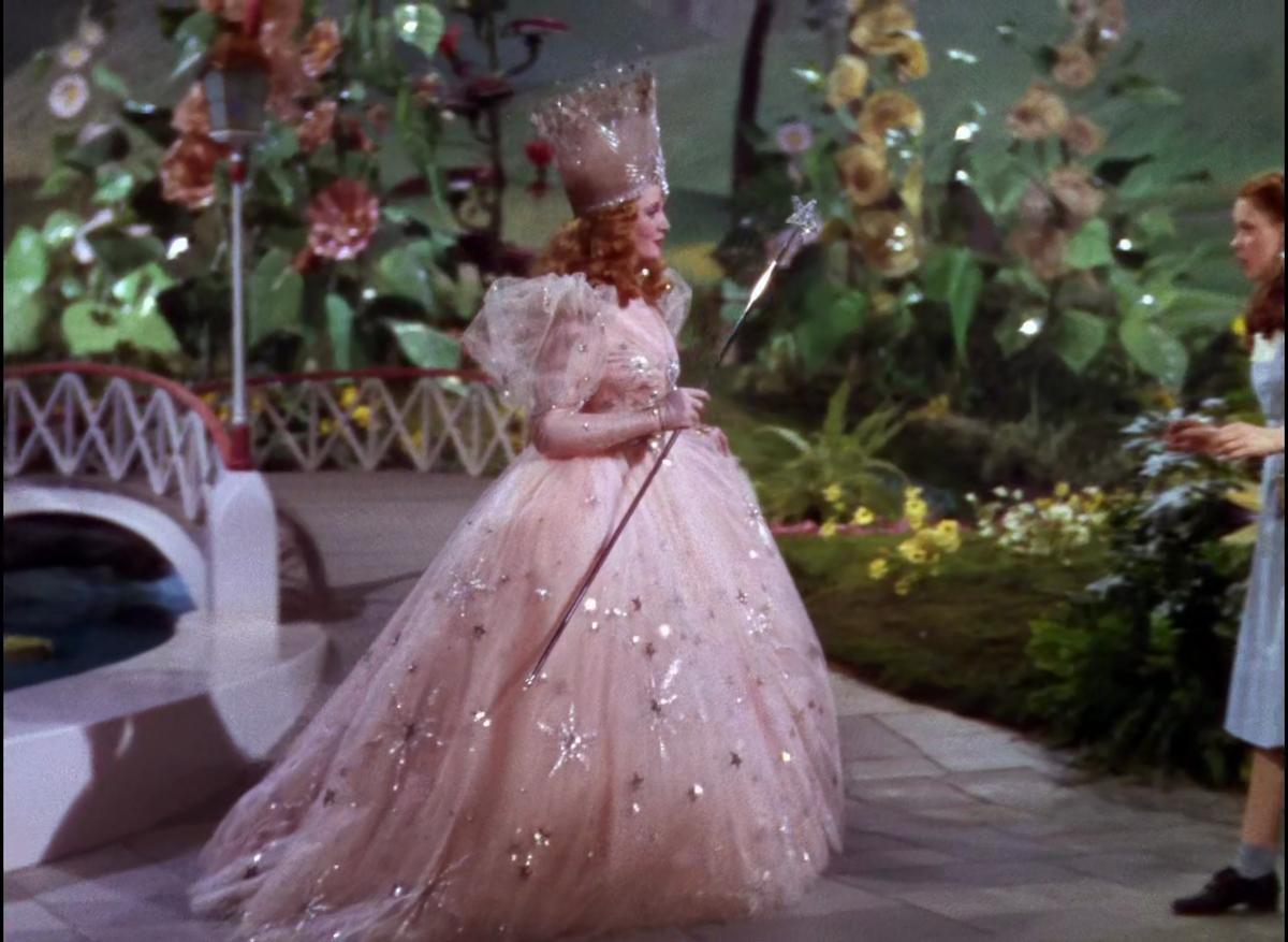 Billie Burke in The Wizard of Oz