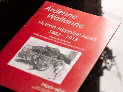 2013 - Ardenne Wallonne (Hors-série) : Victorin-Hippolyte Jasset 1862 - 1913